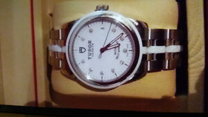 Tudor stainless Steel and ceramic watch Kingston Kingston Area image 1