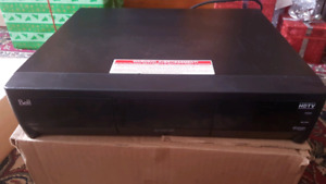 Bell HD receiver 9241