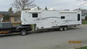 New Vision Ultra 5th Wheel