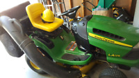 Need tune up of my John Deer riding lawn mower.