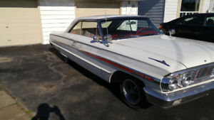 64 ford galaxie 500 4 sale
