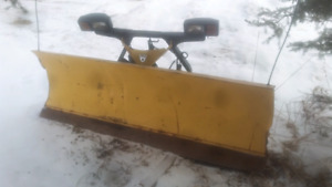 SOLD SOLD SOLD!!!!! Fisher minute Mont plow