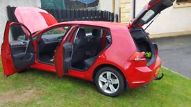 Volkswagen Golf Match 1.6 Bluemotion