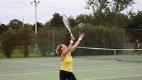 WANTED, Tennis Coach/Instructor..or M/F who want to play tennis.