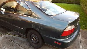 1996 Honda Accord Coupe (2 door)