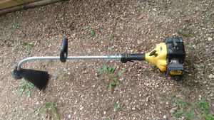 Eager beaver whipper snipper gas grass trimmer