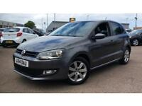 2014 Volkswagen Polo 1.2 70 Match Edition 5dr Manual Petrol Hatchback