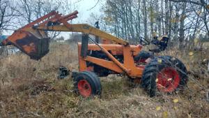 Case 580 CK  Loader Tractor for Parts or Restoration