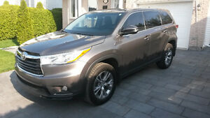 2014 Toyota Highlander Groupe commodite - LE AWD convenience pkg