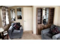 Beautiful 6 berth static holiday home on the gorgeous Ayrshire coast