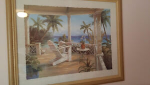 Vintage pictures of the tropics