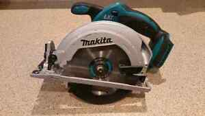 18V LXT, 6 1/2-inch Circular Saw (Tool Only) Kitchener / Waterloo Kitchener Area image 1