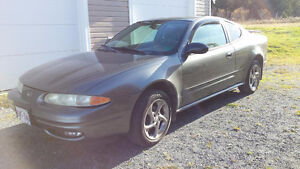2003 Oldsmobile Alero Coupe (2 door)
