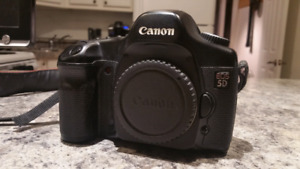 Canon 5D Mark 1 (Body Only)