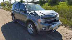 2008 2009 2010 2011 2012 FORD ESCAPE PARTS V6 AWD LIMITED