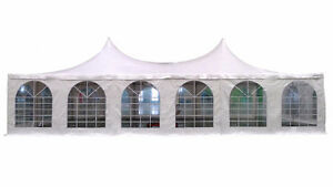 NEW PREMIUM 20X40 COMMERCIAL GRADE PARTY TENT PAGODA