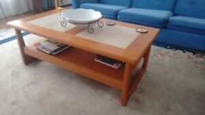 Teak Centre Table in an excellent condition for sale