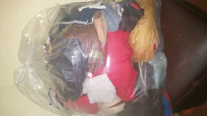 bags of boy clothing