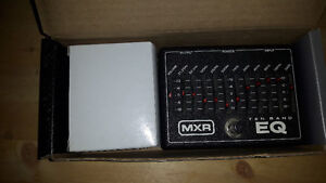 MXR M-108 EQ (Mint Cond.) WITH BOX AND MANUAL