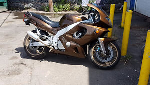 Custom color yzf600r price drop 2500$