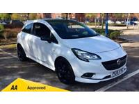 2015 Vauxhall Corsa 1.0T ecoFLEX Limited Edition 3 Manual Petrol Hatchback