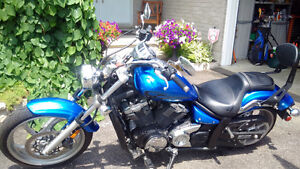 Practically New. Mint Condition Yamaha Stryker