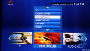 Abonnement annuel Volka IPTV -Neo TV-Android-m3u-Smart Tv et++++