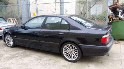 CAR FOR PARTS - BMW E39 530i MSport Seven Hills Blacktown Area Preview