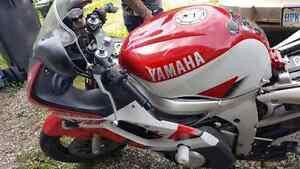 1999 Yamaha R6 for sale 2800 OBO