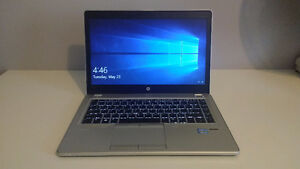 HP Elitebook 9470M + Targus Laptop Bag