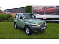 Ssangyong Korando 2.3 GLS 4X4 12 Months mot PX Swap Anything considered 12 month
