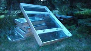 windows thermopane wood frame