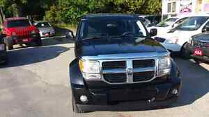 2008 Dodge Nitro  4x4 SAFETY+E-TEST included London Ontario image 3
