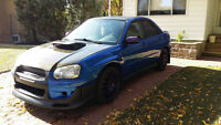 2004 Subaru WRX (STI upgrades) best one in town