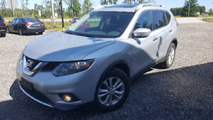 2015 Nissan Rogue SV SUV, Crossover - BACK-UP CAM! HEATED SEATS!