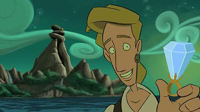 Szene aus The Curse of Monkey Island