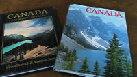 Canada A Symphony of Color, '82; Canada Our Beautiful Land, '83