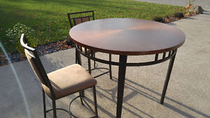 Unique Coppertop Table set. Windsor Region Ontario image 3