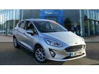 2017 Ford Fiesta 1.1 Zetec 5dr *** SATELLITE NAVGATION *** Manual Hatchback Pe