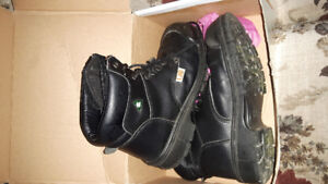 Steel Toe work boot