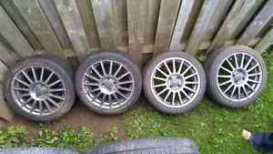 17 inch Low Profile Rims for sale