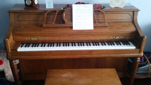 Eaton Piano and Bench