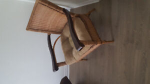 2 chairs from Pier 1 Imports