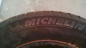 Michelin Winter Pilot Alpin and Rims