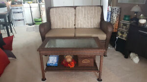 5 piece Deluxe Patio set