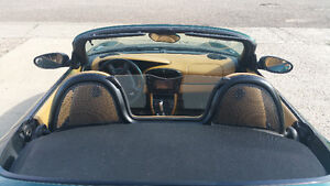 2000 Porsche Boxster Roadster Coupe (2 door)
