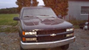1996 Chevrolet C/K Pickup 1500 Camionnette