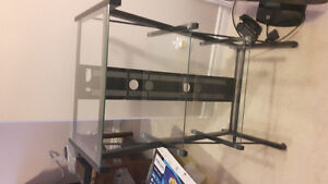 Tv/entertainment stand