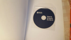 2 IELTS Books With CD MP3