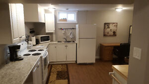 Fully Furnished Basement Apartment - Available May 1